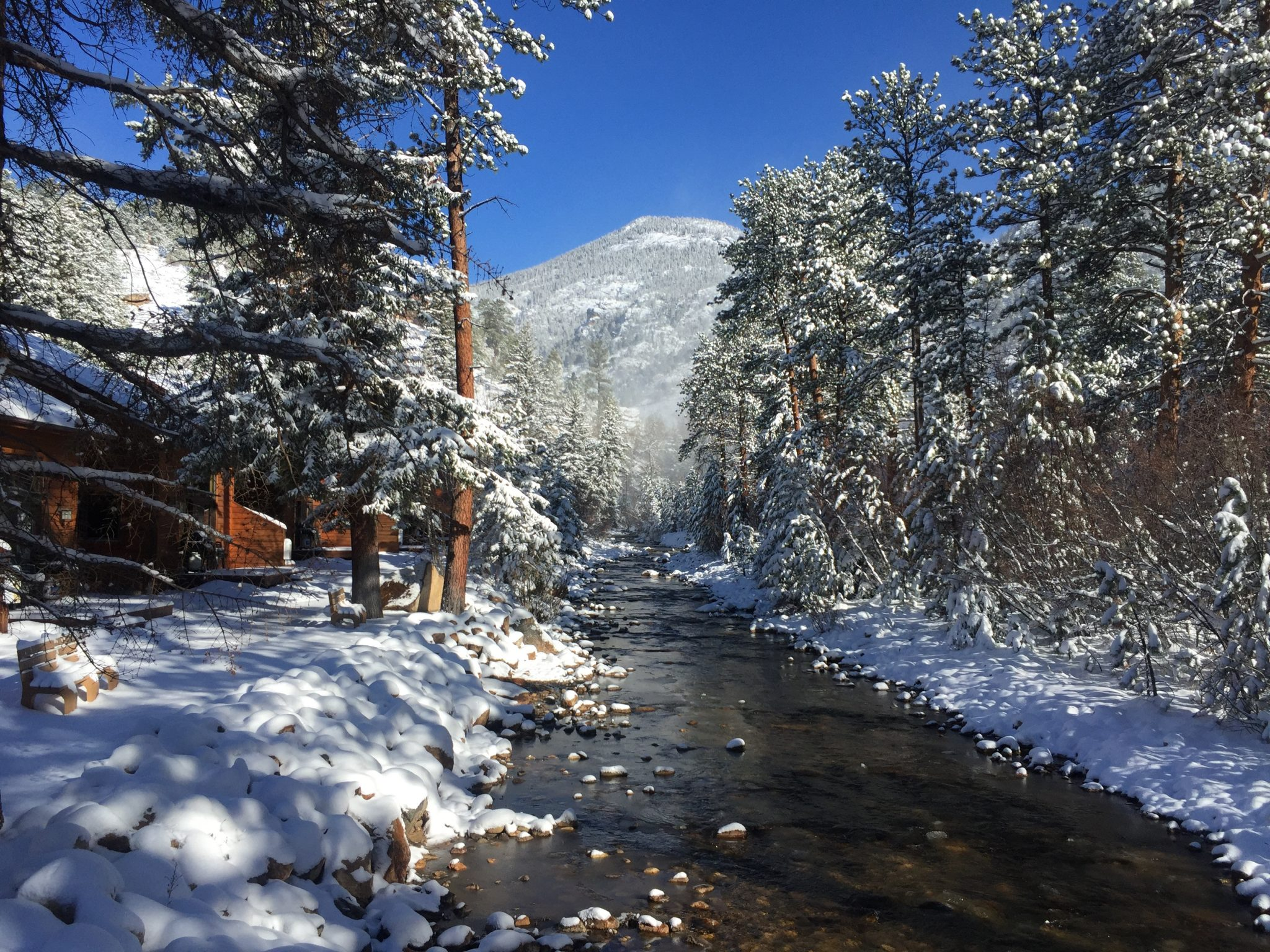 Experience Memorable Winter Activities in Estes Park - Estes